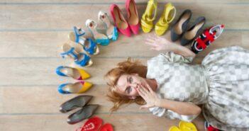 Schuhschrank: intelligente Ordnung