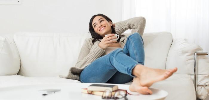 Sofa: Wohnkultur in jeder Stilart