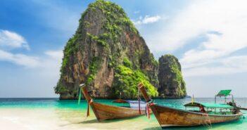 Thailand: Strandurlaub, Tauchen und ganz viel Sonne