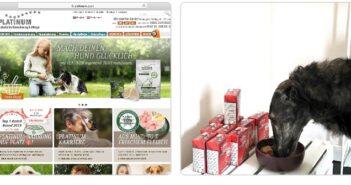 PLATINUM Futter in Premiumqualität: Wir testen den Direktvertrieb und ein Hundefutter